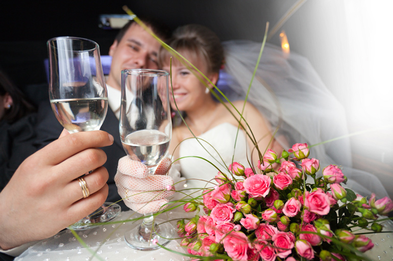Weddings - VIP Limousines, Edmonton